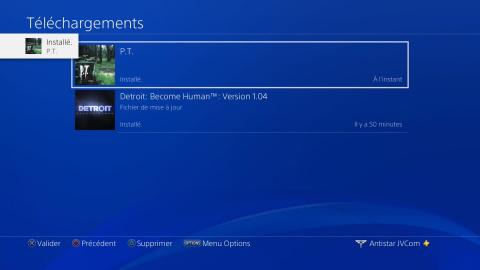 Silent Hills : comment télécharger et jouer à la démo P.T. malgré son retrait du PlayStation Store ?