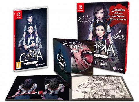 The Coma : Recut - L'édition physique paraîtra finalement à la fin du mois