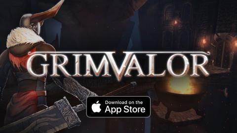 Grimvalor sur iOS