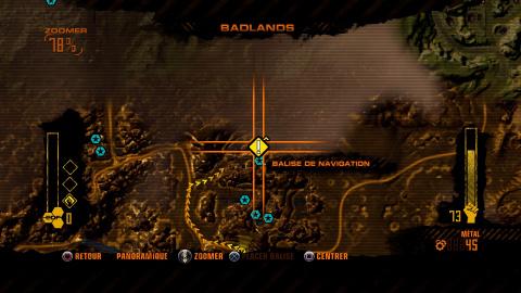 Solution Complète : Secteur : Badlands
