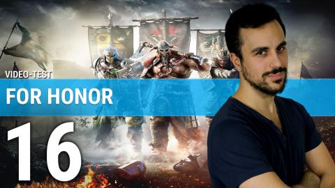 For Honor : Quoi de neuf sur le jeu de combat d'Ubisoft ?