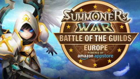 Assistez à la Summoners War Battle of the Guilds Europe le 28 juillet à 19h