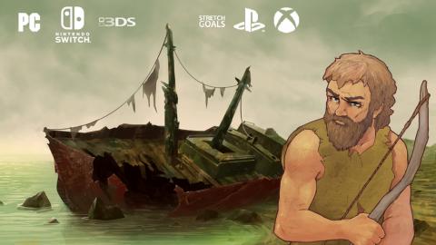 Island sur 3DS