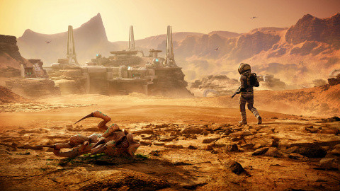 Far Cry 5 : Lost on Mars - Du Montana à la planète rouge en 11 minutes de gameplay