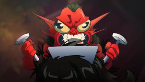 [Spoil] Shaq Fu A Legend Reborn : Une histoire de vengeance