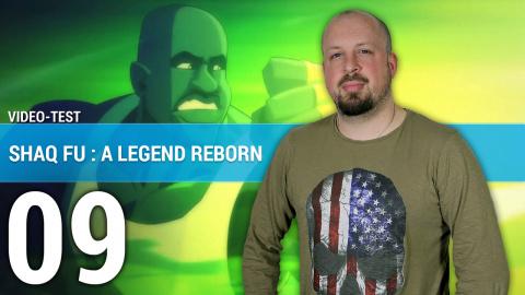 Shaq Fu A Legend Reborn : 3 minutes pour sauver le monde