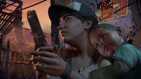 The Walking Dead : The Final Season - Un nouveau trailer pour le prochain Telltale