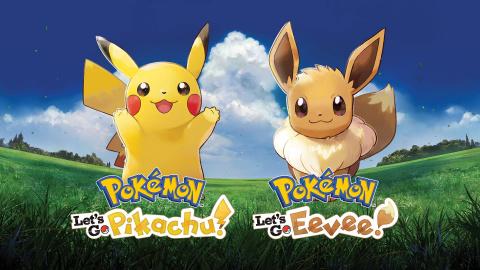 Pokémon Let's Go : Vers un lien avec Pokémon 2019 sur les échanges