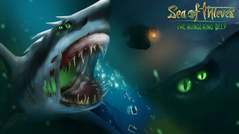 Sea of Thieves : The Hungering Deep