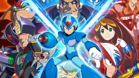 Mega Man X Legacy Collection 1 & 2 : Du gameplay PS4 en vue !