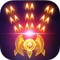 Air Strike : Galaxy Shooter sur iOS