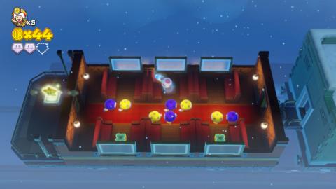 Blizzard sur l'Étoile Express