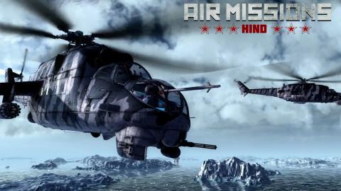 Air Mission Hind : Le char volant russe débarque sur PS4 !