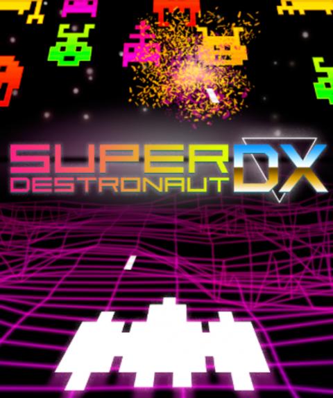 Super Destronaut Dx sur Switch
