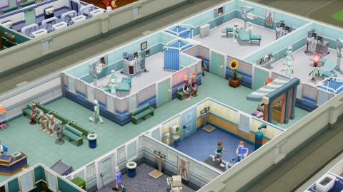Two Point Hospital nous laisse consulter une nouvelle fournée d'images