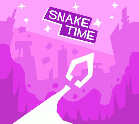 Snake Time sur iOS