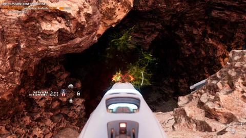 Mine des Montagnes Nocturnes