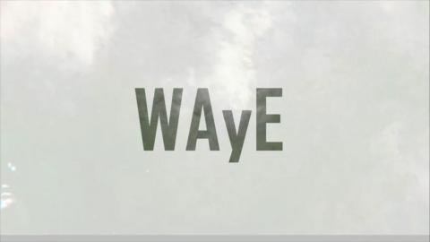 Perdu en pleine mer dans WAyE