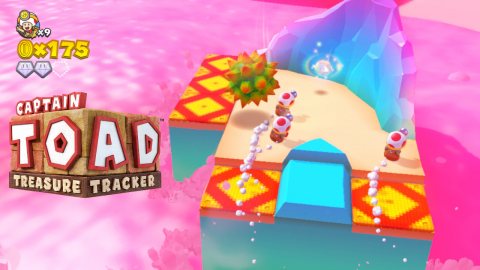 Soluce Captain Toad Treasure Tracker : le guide complet pour Switch