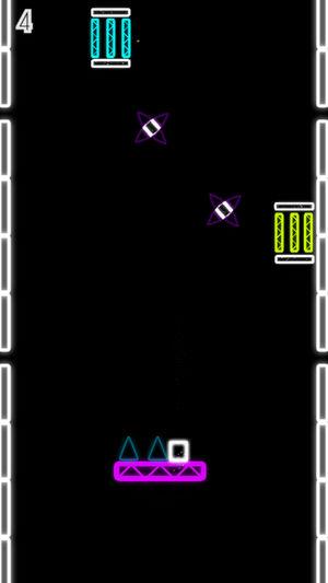 Neon Leaper : Trois pixels pour des heures de fun !