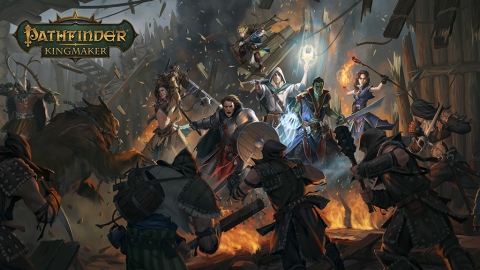 Pathfinder Kingmaker : Entrez dans la légende