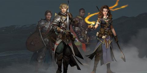 Pathfinder Kingmaker : Le RPG en vue isométrique trouve enfin une date de sortie