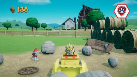 Paw Patrol : La Pat' Patrouille en mission annoncé par Bandai Namco
