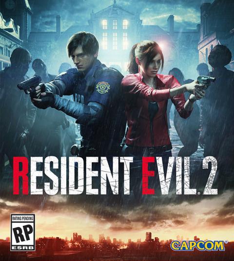 Resident Evil 2 (2019) sur PS4