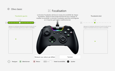 Test Razer Wolverine Tournament Edition : Un tarif difficile à justifier