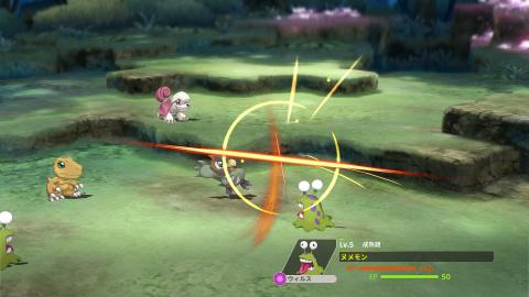 Digimon Survive : le jeu de rôle tactique repoussé à 2020