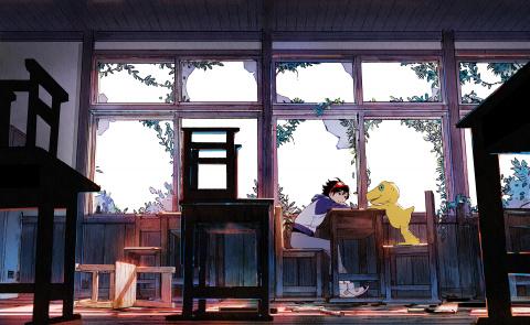 Digimon Survive : des premières images pour le SRPG