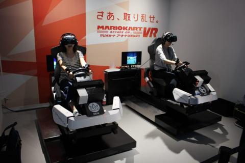 Bandai Namco monte une nouvelle équipe dédiée à la VR