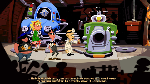 Day of the Tentacle s'offre un prologue fan-made