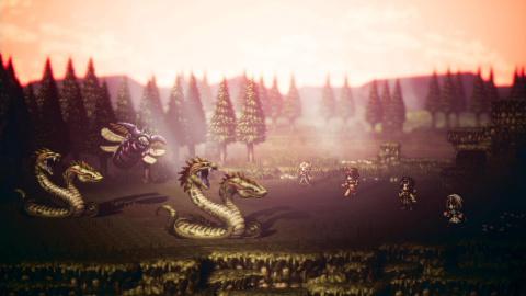 Octopath Traveler : La sortie du titre sur PC semble se confirmer