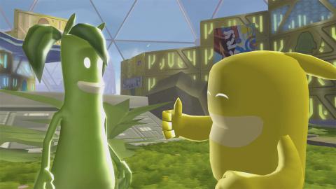 de Blob 2 confirmé sur Nintendo Switch pour une sortie en août