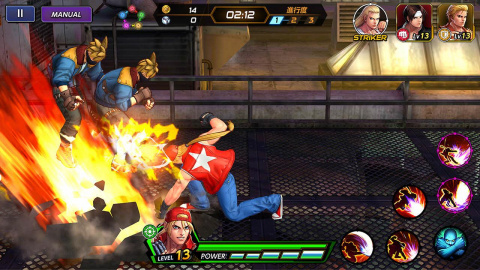 The King of Fighters All-Star débarque sur les smartphones japonais