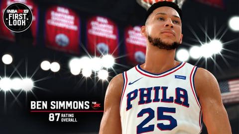Black Friday : NBA 2K19 à 27.48€ sur PS4 et Xbox One