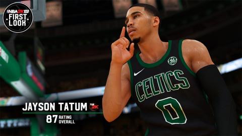 NBA 2K19 : un premier contact rassurant ?