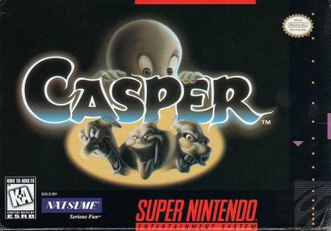 Casper sur SNES