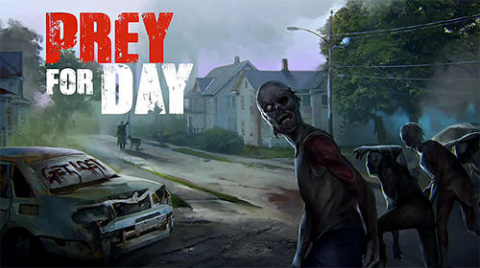 Prey for a day: Survival. Craft and Zombie sur Android