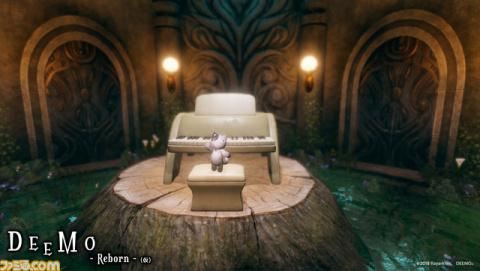 DeeMo Reborn sur PS4