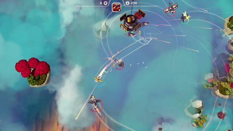 Airheart : Un Roguelike Dieselpunk stratosphérique