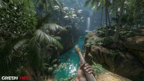 Green Hell passera à la VR en 2021