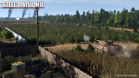 Steel Division 2 s'annonce et change de front, direction l'Est de l'Europe
