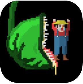 Man-Eating Plant sur iOS