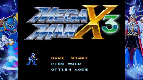 Astuces, codes, guide Mega Man X3