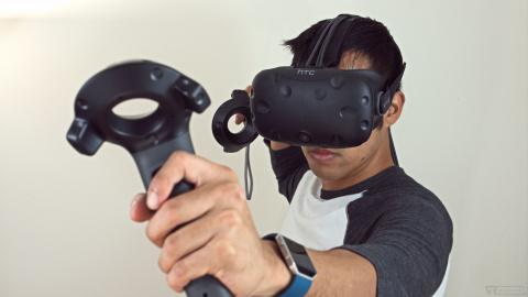 HTC grand leader du marché de la VR sur le premier trimestre 2018