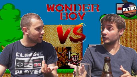 Retro Découverte : Wonder Boy In Monster Land