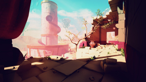 The Sojourn : Le Rime des puzzle games