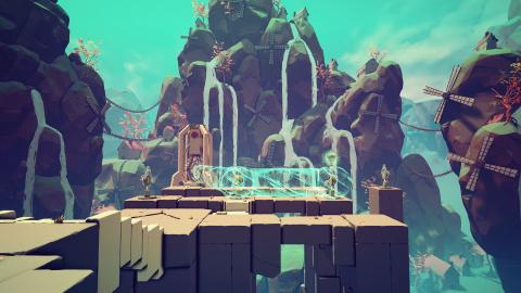 The Sojourn : Le Rime des puzzle games